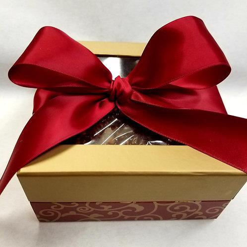 Keto Holiday Pecan Praline Gift Box, Sugar Free, Low Carb, Gluten Free