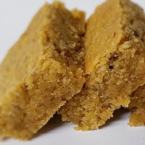 Keto Caramel Blondies, Sugar Free, Low Carb, Gluten Free, Diabetic, Ketogenic