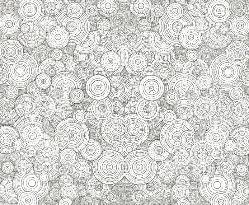"Brandon Locher: Mazes to the Motherlode LXV, Ink on Paper, 14"" x 17"", 2018"