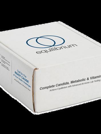 Complete Candida Metobolic & Vitamin Test