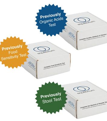 Comprehensive Food, Vitamin, Digestion & Parasite Test