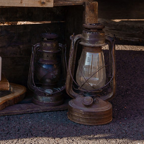 2 Tilly lamps
