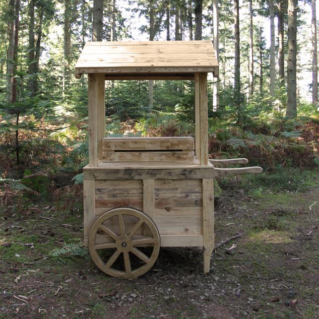 Rustic Cart