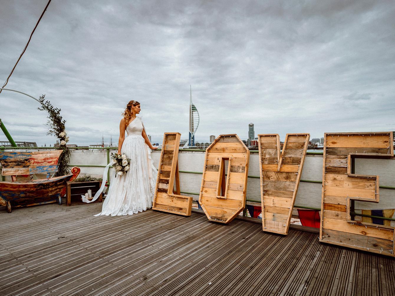 Credit: Weddings by Tom Langford