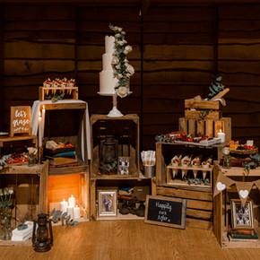 10 Wooden Crates