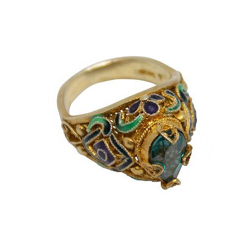 Barbara Garwood Ring