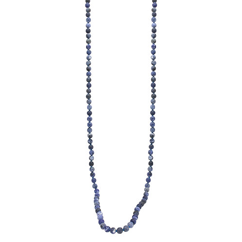 Sodalite Bead Necklace