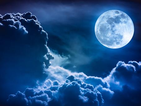 Лунное Затмение 30 ноября 2020