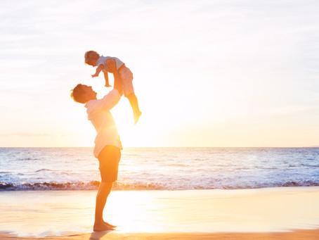 Солнце как фигура отца в карте ребенка