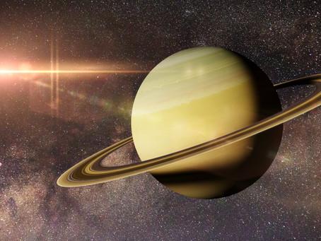 Сатурн в Водолее: 17 декабря 2020 - 6 марта 2023