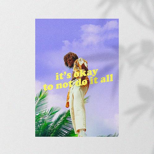 IT'S OKAY [A4]