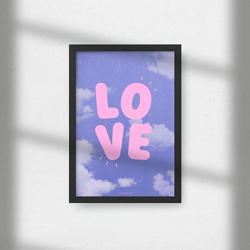 L O V E | Limited Edition                      [A3]