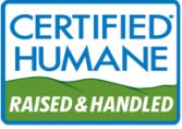 Certified Humane label