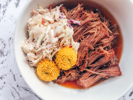 Pulled Pork Carnitas (in the Instant Pot)