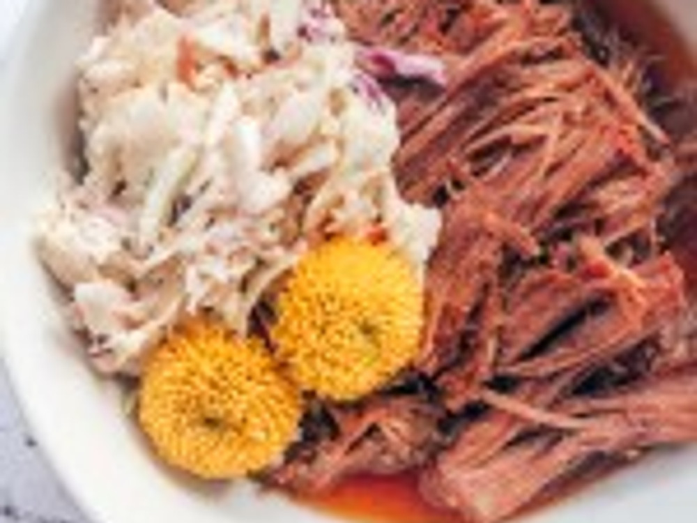 Pulled Pork and Cole Slaw
