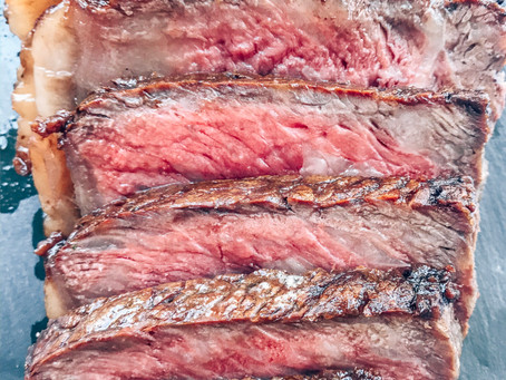 How to Cook (The Best) Strip Steak