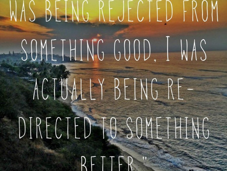 How well do you handle rejection?