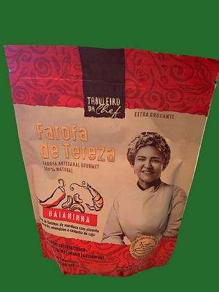 Farofa de Tereza Baianinha