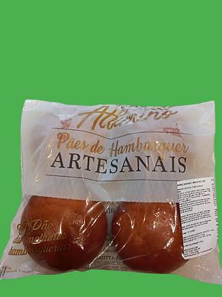 Pão de Brioche - Hambuguer - 200g