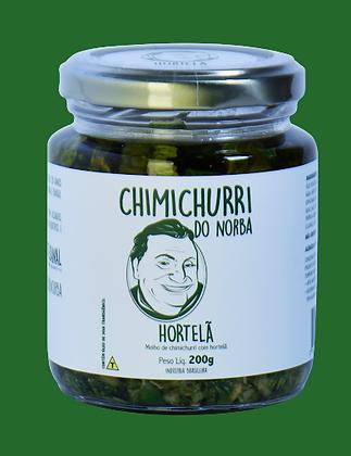 Chimichurri do Norba - Hortelã