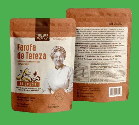 Farofa de Tereza Duquesa