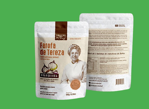 Farofa de Tereza Branquinha