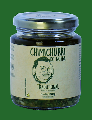 Chimichurri Tradicional do Norba