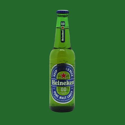 Cerveja Heineken 0.0 alc. Beer