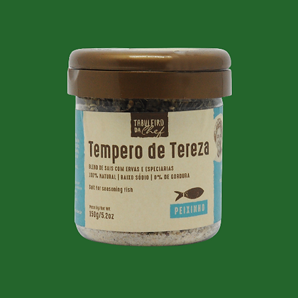 Peixinho-Tempero de Tereza 150g