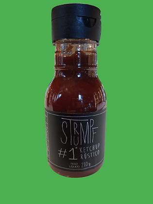 Ketchup Strumpf Rústico # 1