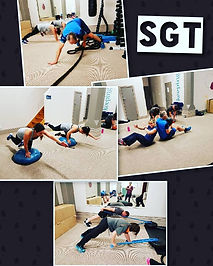 Small Group Training, Group Fitness