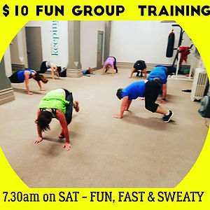 Grou Training