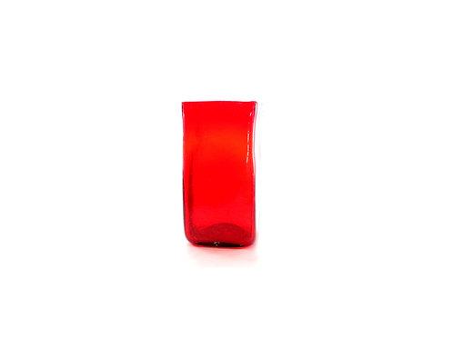 Cubo Rojo 10X25