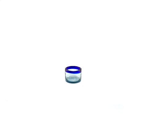 Vaso 6X5 F/Azul