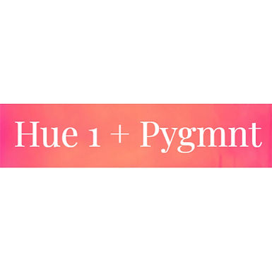 Hue 1 + Pygmnt Fragrance
