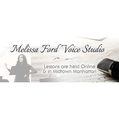 Melissa Ford Voice Studio