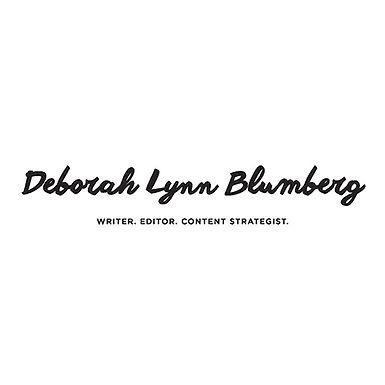 Deborah Lynn Blumberg Writing and Editing