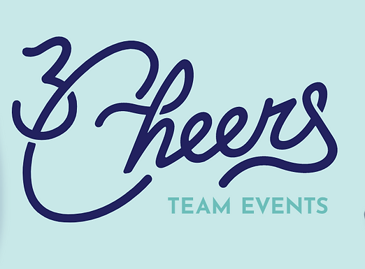 3 Cheers Team Events