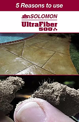 5 reasons to use Solomon Ultrafiber 500-