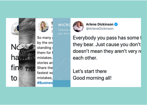 5 Most Inspirational Business Leaders On Social Media