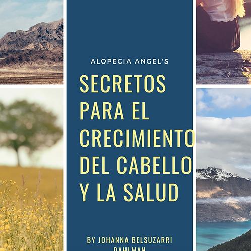 Alopecia Angel Book- Español