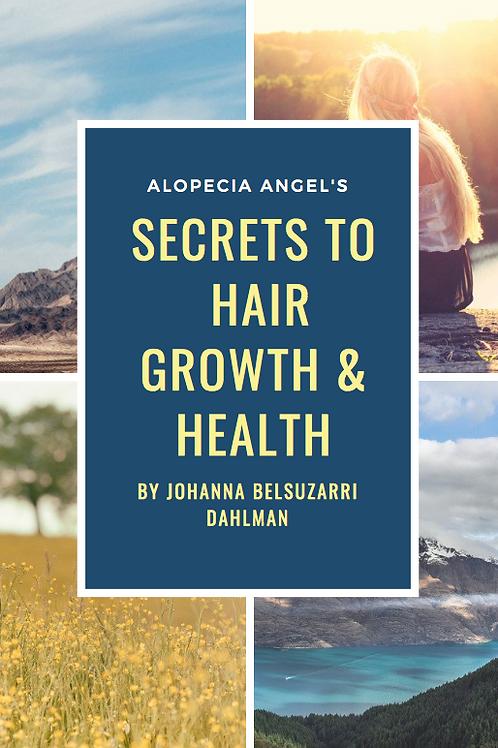 Alopecia Angel E-Book English