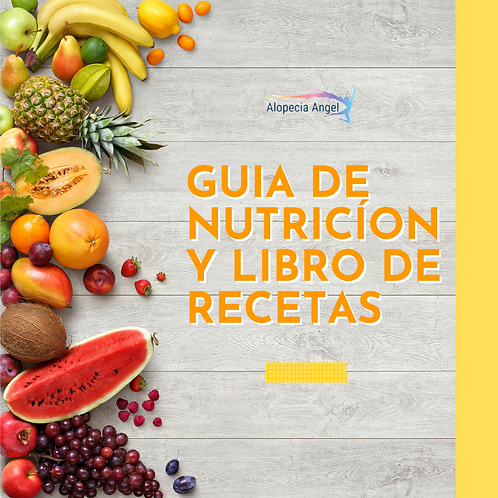 Libro de Recetas y Guia de Nutricion- Español