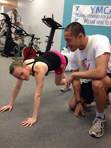 personal training winchester ky