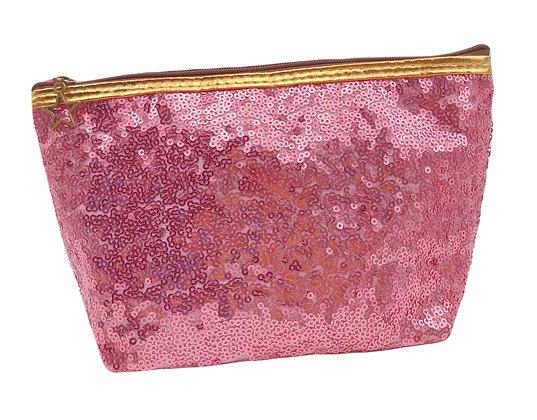 Sequin Cosmetic Bag