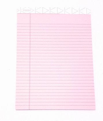 PINK Writing Pad