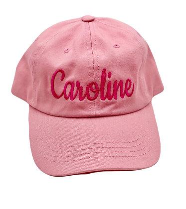 CAROLINE Logo Hat