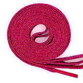 Hot Pink GLITTER Shoelaces