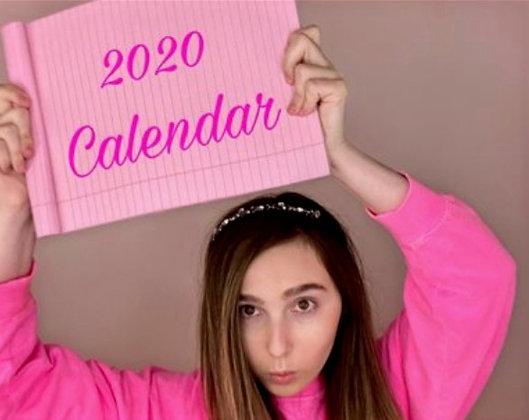 2020 CAROLINE Planner