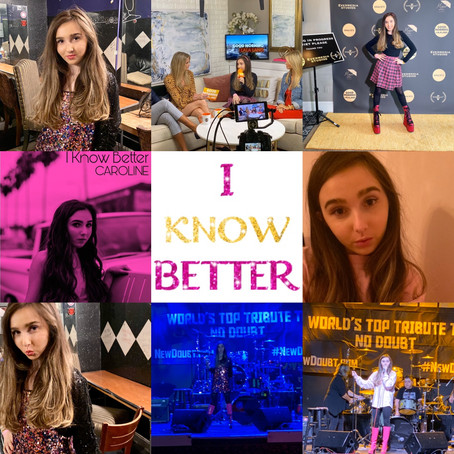 "1 Week of ""I Know Better"""